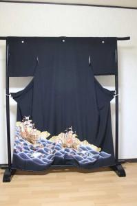 青海波・宝船