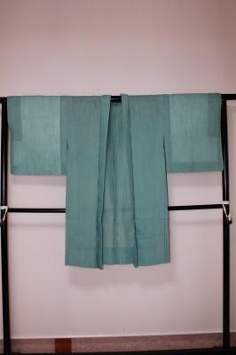 単衣着物染め直し手羽織仕立て